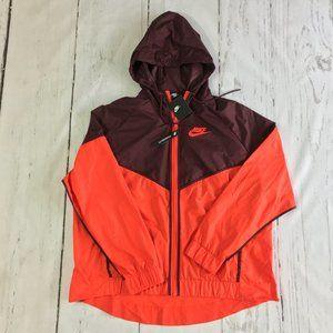 Nike ~ Sportswear Windrunner Hooded Jacket 883495